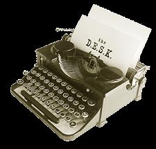 The Desk Typewriter